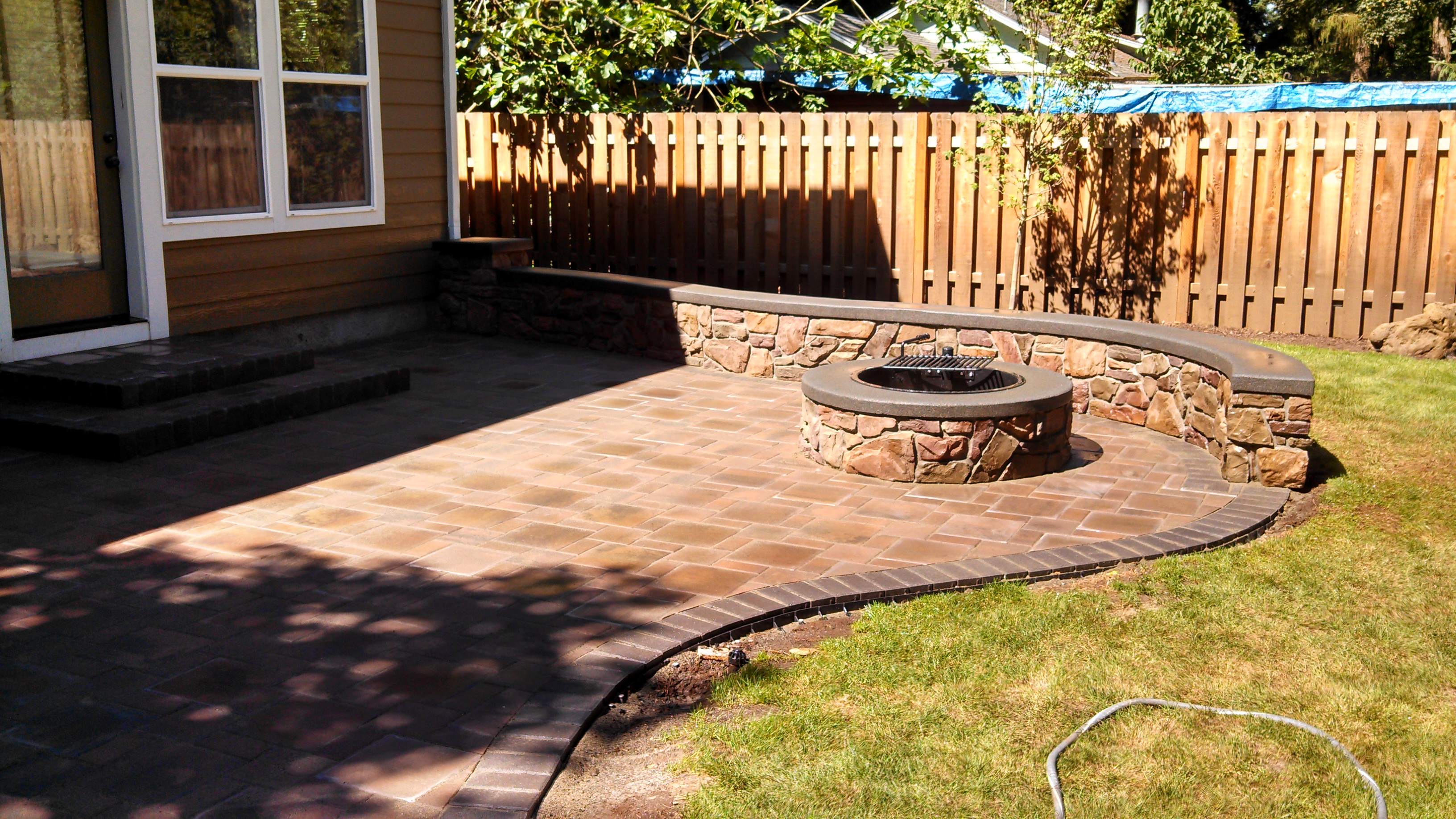 randy mckee masonry is your hardscape patio contractor in portland and